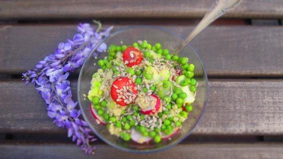 Deliciosamentesano ensalada de quinoa 2