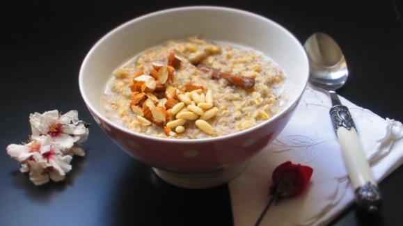 Deliciosamentesano porridge 2