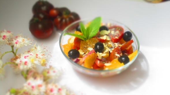 Deliciosamentesano ensalada marroquí (2)