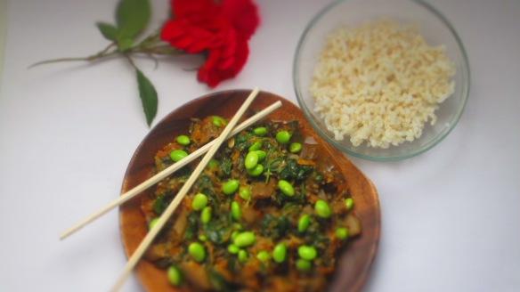 Deliciosamentesano salteado de semillas y verduras con edamame (4)