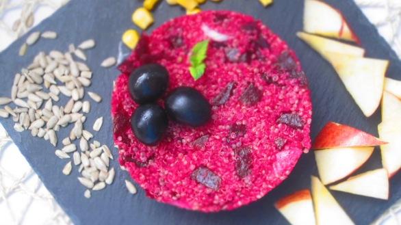 Deliciosamentesano ensalada de remolacha y quinoa (3)