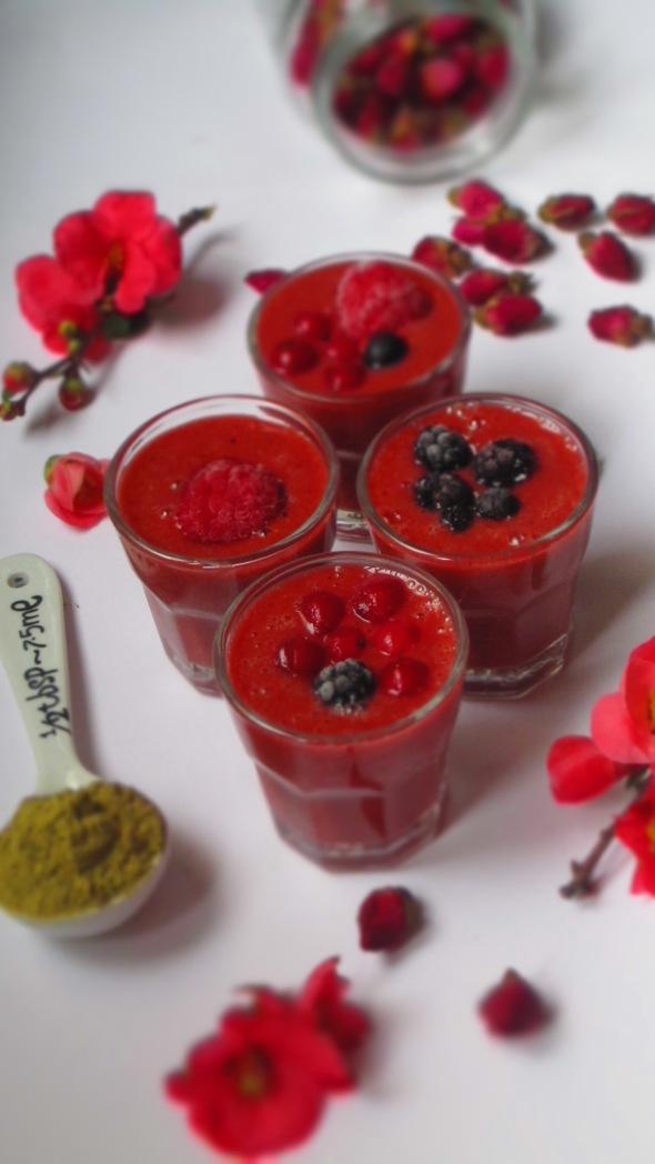 Deliciosamente sano smoothie de belleza (3)