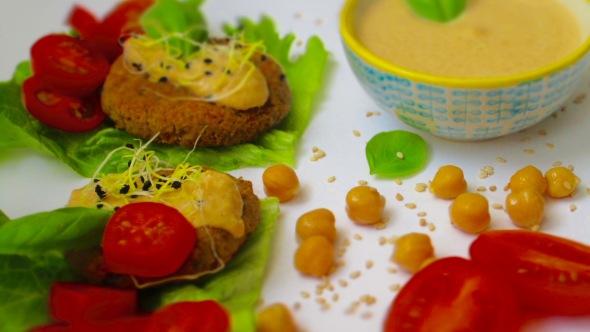 Deliciosamentesano falafel (2)
