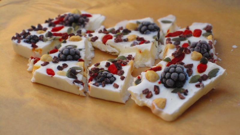 Deliciosamente Sano Barritas de yogurt helado (5)