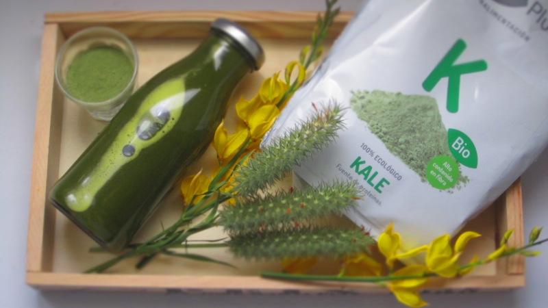 Smoothie Supralimento Kale Deliciosamente Sano